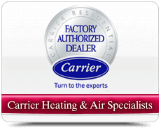 Carrier Air Conditioning Virginia
