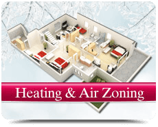 Heating & Air Home Zoning Specialists in Virginia