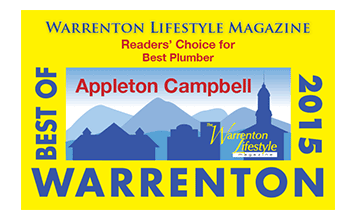 2015 Warrenton Lifestyle Magazine Best of - Readers Choice