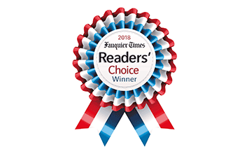 2018 Fauquier Times Readers Choice Winner